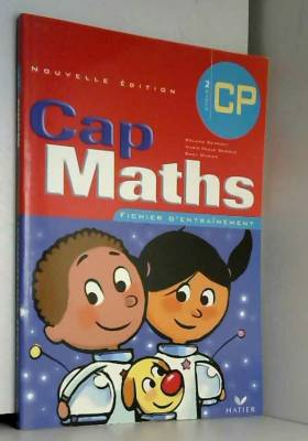 Cap Maths CP : Fichier...