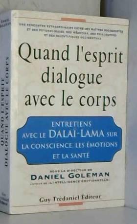 Quand l'esprit dialogue...