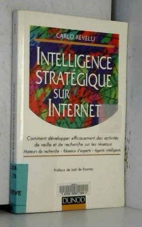 Intelligence stratégique...