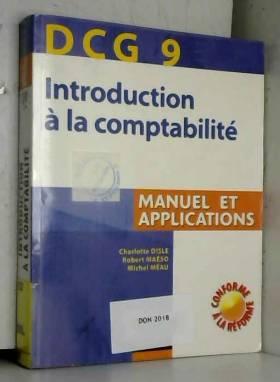 Introduction comptabilité...