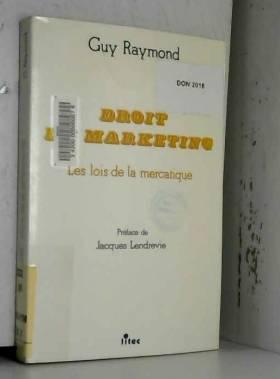 Droit du marketing : Les...