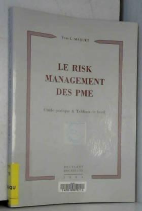 Le risk management des PME