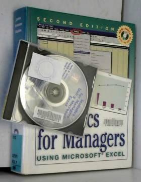 David M. Levine, Mark L. Berenson et David F.... - Statistics for Managers Using Microsoft Excel: United States Edition