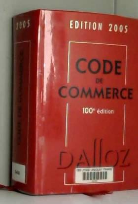 Code de commerce 2005