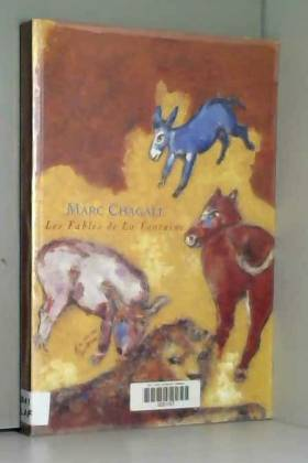 Marc Chagall : Les Fables...