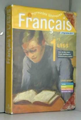 Francais 1e L/ES/S livre...