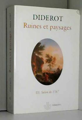 Salons : Tome 3, Ruines et...