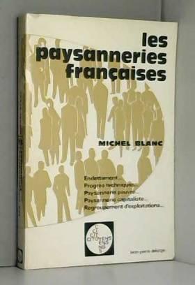 Les paysanneries françaises