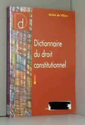 Dictionnaire du droit...