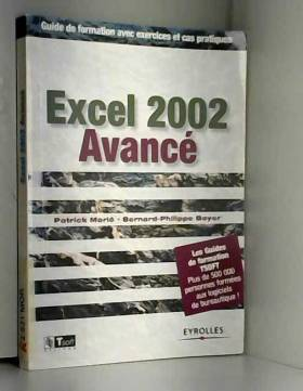 Excel 2002 - Avancé : Guide...