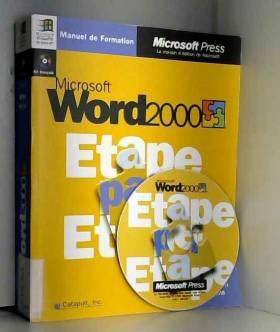 Microsoft Word 2000 étape...