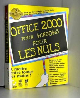 Office 2000 pour Windows...
