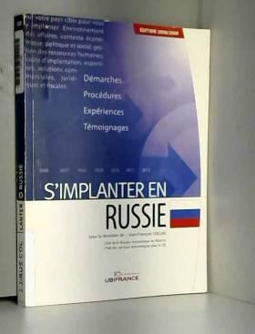 S'implanter en Russie