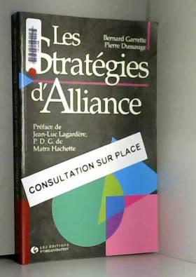 Les stratégies d'alliance