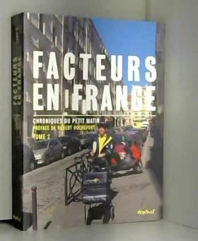 Facteurs en France -...