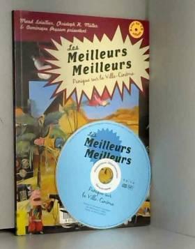 Maud Loisillier - Les Meilleurs Meilleurs : Panique sur la Ville-Cinéma (1CD audio)