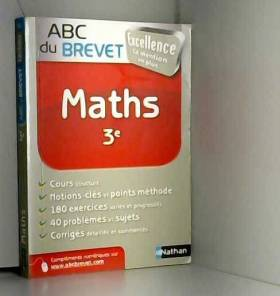 ABC BREVET EXCELLENCE MATHS 3E