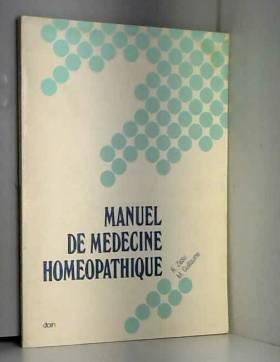 Manuel de médecine...