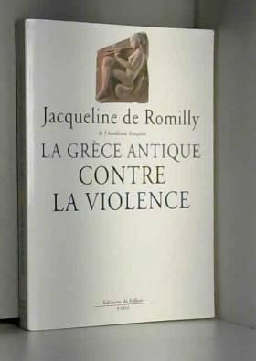 La Grèce antique contre la...