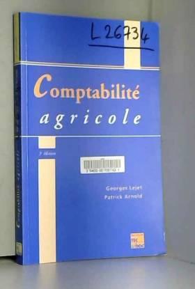 Comptabilité agricole (...