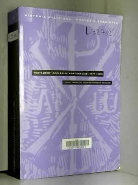 Testamenta Ecclesiae Portugaliae (1071-1325)