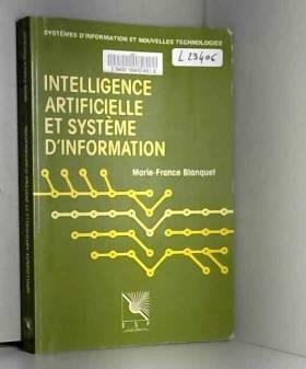 Marie-France Blanquet - INTELLIGENCE ARTIFICIELLE ET SYTEMES D'INFORMATION. Le langage naturel