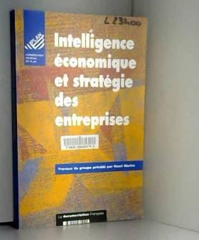 Martre Henri - Intelligence Economique et Strategie des Entreprises
