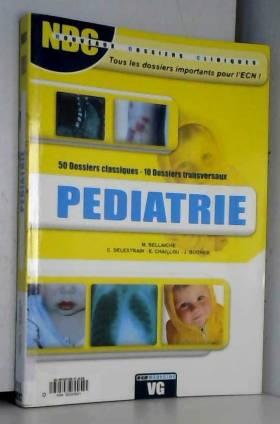 Pédiatrie : 50 dossiers...