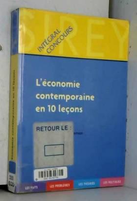 L'économie contemporaine en...