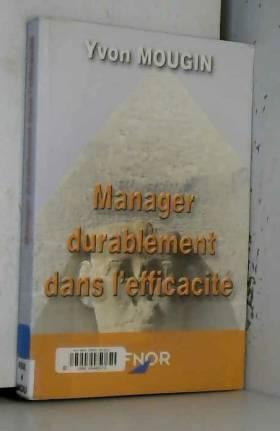 Manager durablement dans...