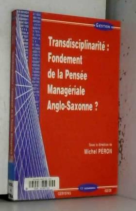 Transdisciplinarité :...