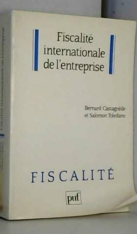 Fiscalité internationale de...