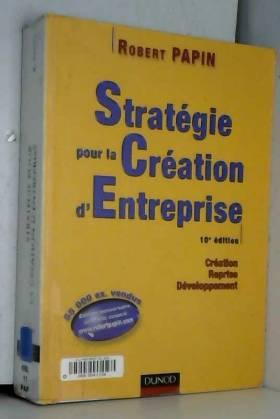 Stratégie pour la création...
