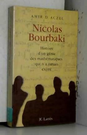 Nicolas Bourbaki
