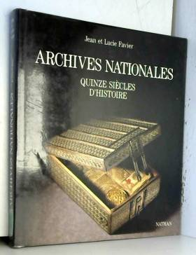 Archives Nationales :...