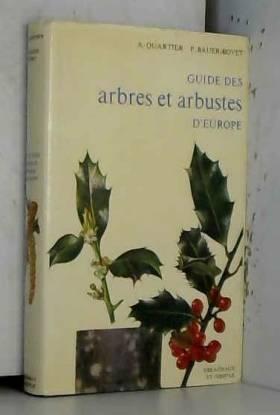 GUIDE DES ARBRES ET...