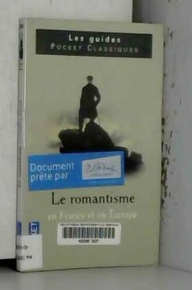 Le Romantisme en France et...
