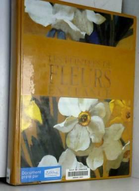 Les peintres de fleurs en...