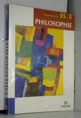 Philosophie Terminales ES et S