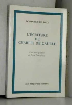 L'écriture de Charles de...