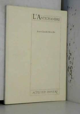 L'antichambre : [Paris,...
