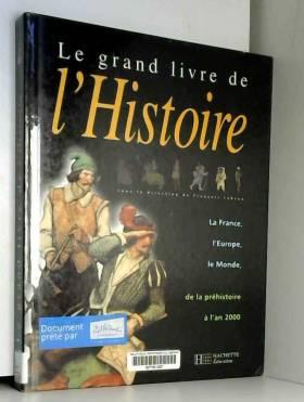 Le grand livre de l'Histoire