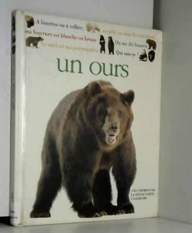 Qui suis-je ? un ours