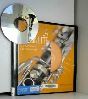 La clarinette (1CD audio)