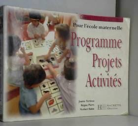 Programme, projets,...