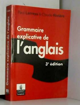 Grammaire explicative de...