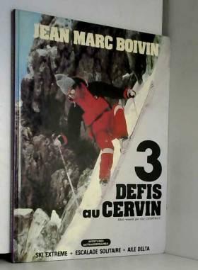 3 défis au Cervin : Ski...