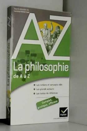 La philosophie de A à Z:...