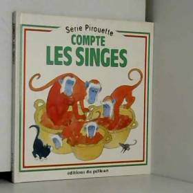 Collectif - Compte les singes