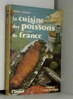 Suzanne Fonteneau - La Cuisine des poissons de France